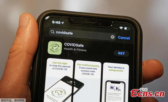 Coronavirus tracing app released by government to halt spread of COVID-19 in Australia