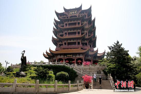 Last top tourist spot opens in Wuhan after being closed for nearly 100 days