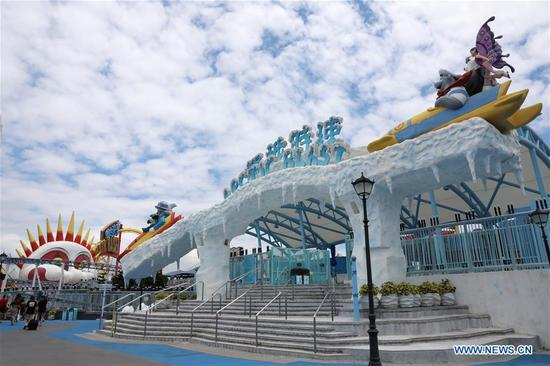 Hong Kong plans to reopen Ocean Park to public