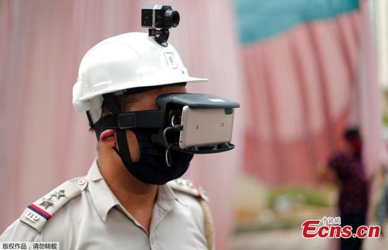 用于监测通勤者温度的新设备