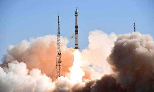China launches first satellites for new generation space-borne IoT project