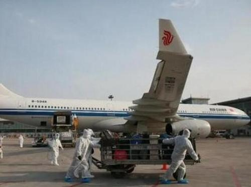 Moscow to Beijing flight passengers must receive nucleic acid test before boarding