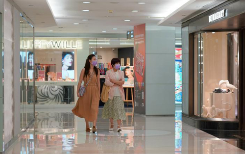 Coronavirus-hit luxury brands eye Chinese consumers
