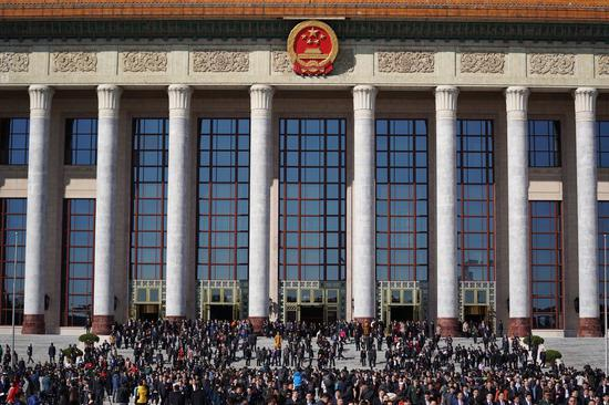 Xi chairs leadership meeting to discuss draft government work report