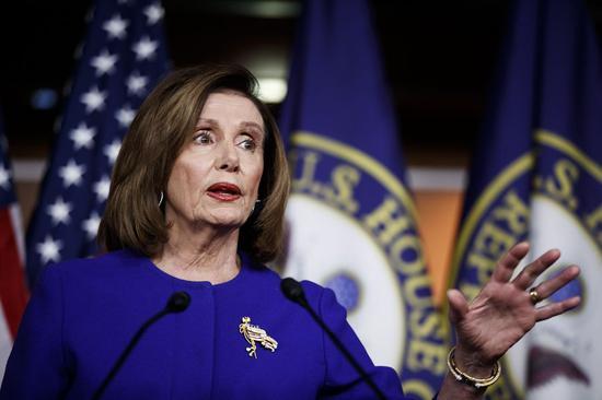 Pelosi says White House's rhetoric on China 'interesting diversion'