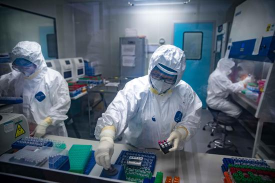 China's Guangdong expands nucleic acid testing to include everyone in need