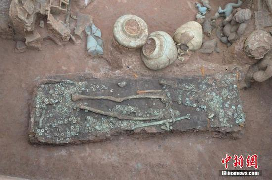 Over 6,000 ancient tombs discovered in China's Sichuan