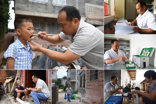 乡村医生在农村地区扶贫中发挥重要作用