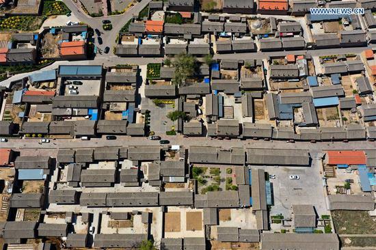 家庭搬迁帮助贫困地区的居民过上更好的生活
