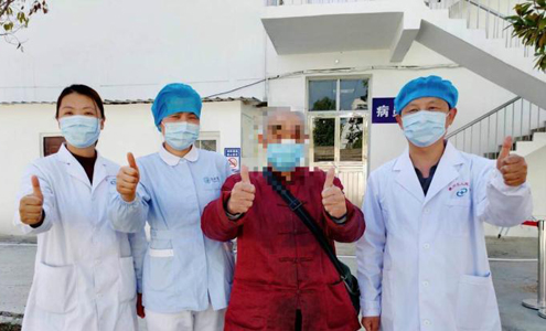 3,600 COVID-19 patients aged 80 and above cured in Hubei: NPC deputy
