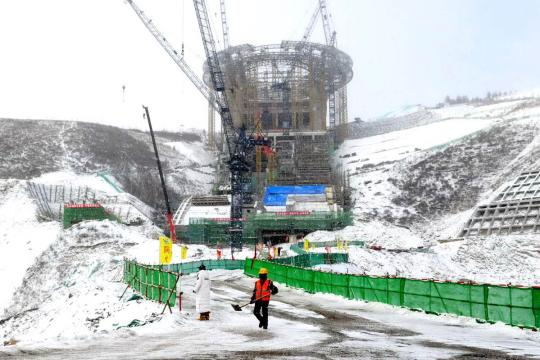 Members' Corridor: Ice and snow tourism new growth engine in NE China