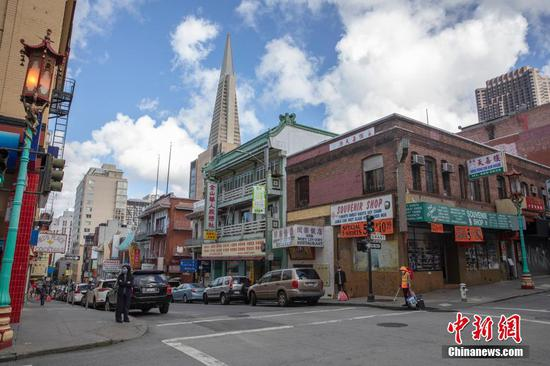 Living under the COVID-19 cloud: The Asian-American community