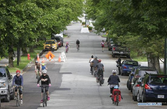 Vancouver unveils 'Slow Streets' program to help people maintain physical distance
