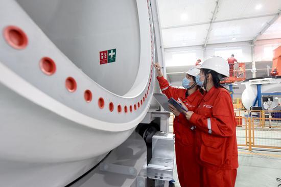 China stresses fulfilling economic, social development goals for 2020