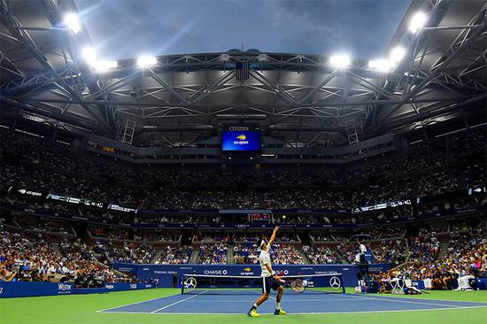 U.S. Open hopes limited fans in attendance