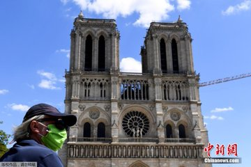 Notre Dame cathedral renovations to resume as forecourt reopens after fire