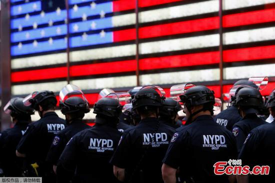 New York City to have curfew amid protests over George Floyd death