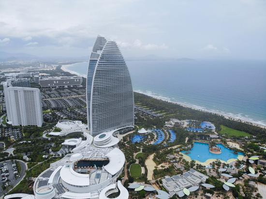 Xi stresses high-quality, high-standard construction of Hainan free trade port