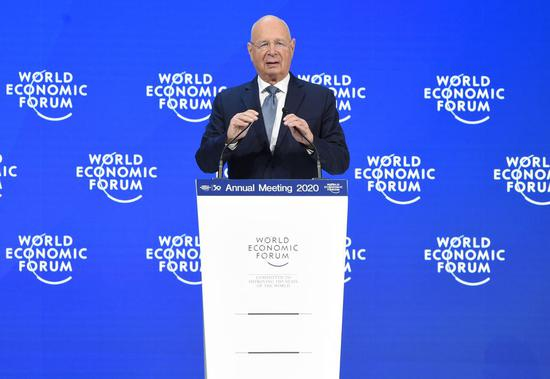 Changes in post-pandemic economy require enhanced global cooperation: WEF founder