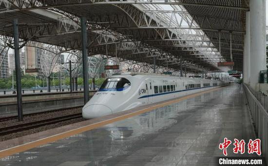 China's railway trips see growth in May