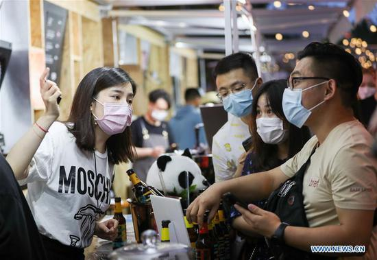 Culture-themed events highlight night economy