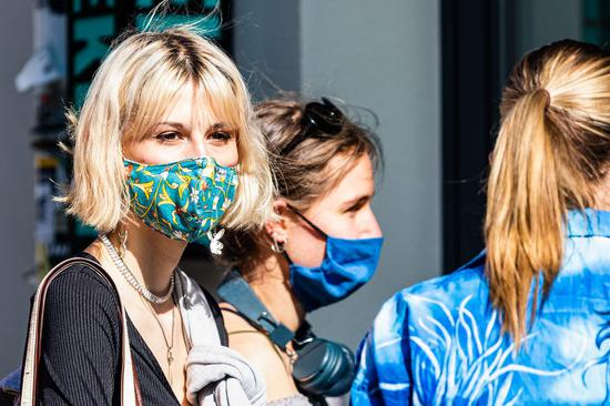 Scientists prove efficacy of face masks in preventing virus transmission in Germany