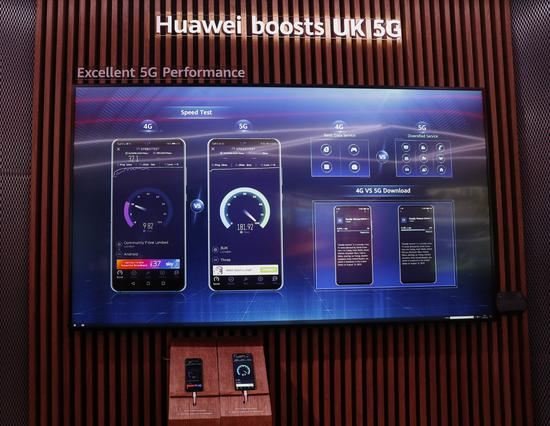 Huawei fights back with UK media blitz