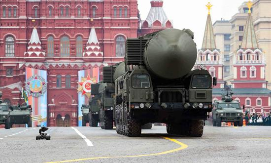 Russian diplomat vows response if U.S. nukes appear in Poland