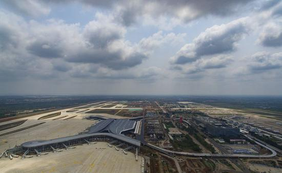 South China's Hainan to create int'l aviation hub to boost free trade port construction