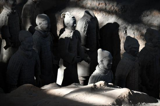 Virtual Terracotta Warriors exhibition goes live for Australians