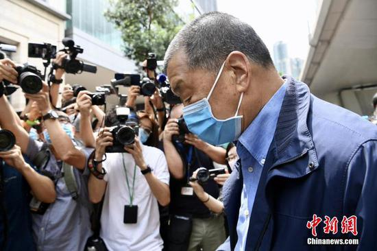 Hong Kong court upholds travel ban on Jimmy Lai