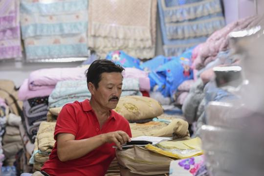 E-commerce continues to boom in China's Xinjiang