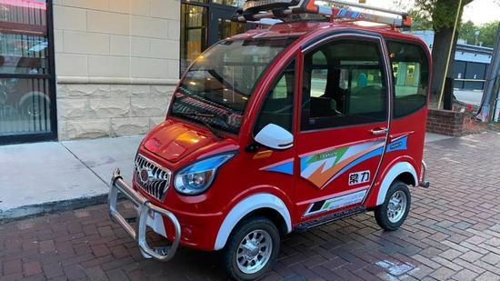 Chinese mobility scooter amazes U.S. car pundit