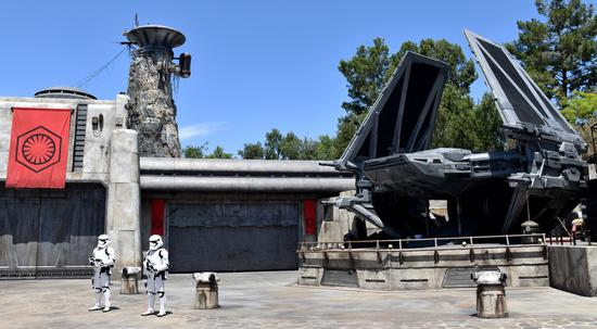 Disney to reopen theme parks in California next month
