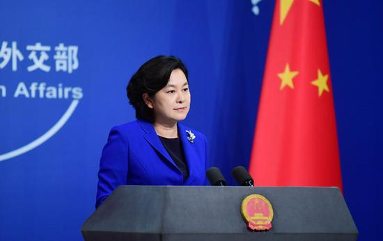 Chinese FM refutes Australia PM's 'coercion' claims