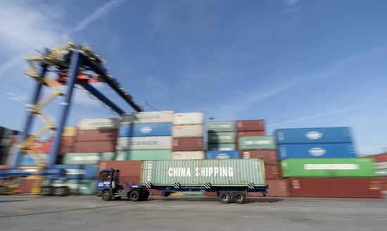 Demands of Chinese market help revive Europe's economy