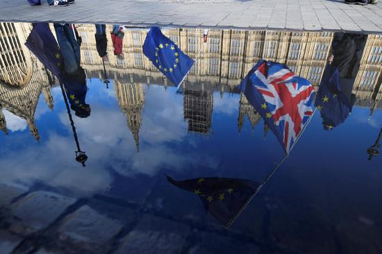 Britain's EU citizens face legal concerns