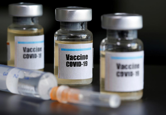 Europe signs first contract for up to 400 million COVID-19 vaccines