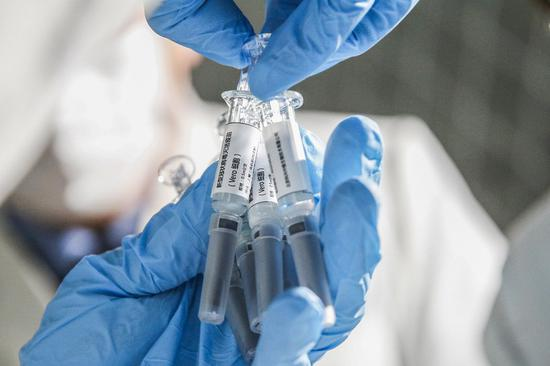 Brazil's regulatory body authorizes restart of COVID-19 CoronaVac vaccine trials