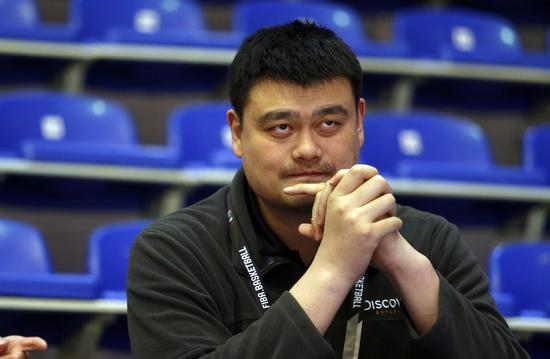 CBA president Yao Ming confident of 'spectacular' matches after league resumes