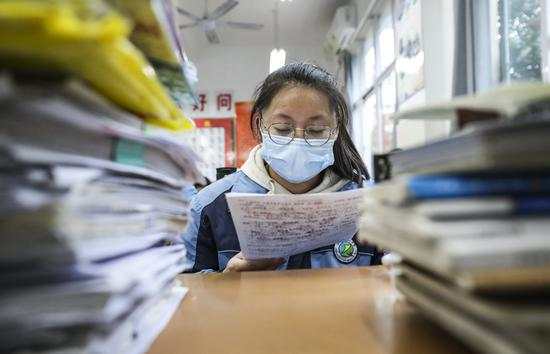 Virus protection in place for gaokao