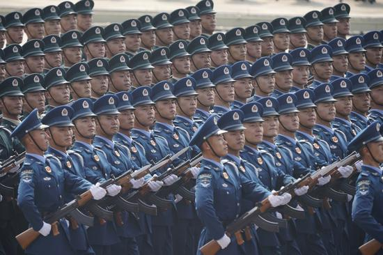 China to adjust leadership structure for reserve forces