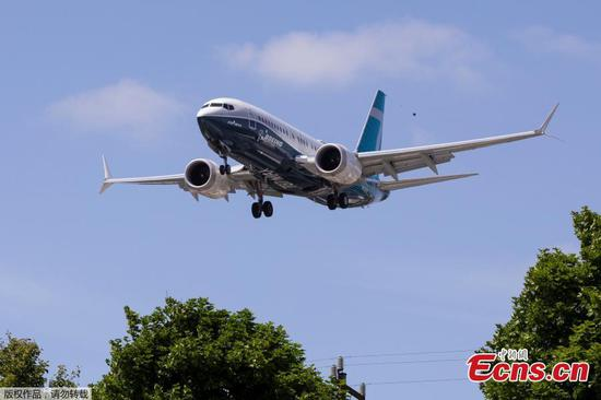 Boeing begins critical 737 Max test flights