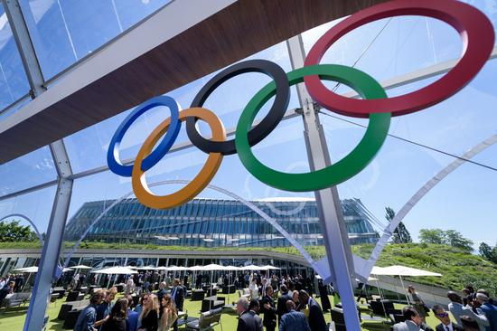 IOC supports WADA after U.S. threatens to cut off funding