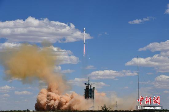 China's last BDS satellite enters final orbit