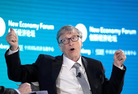 Bill Gates partly blames social media companies for spreading coronavirus misinformation: media