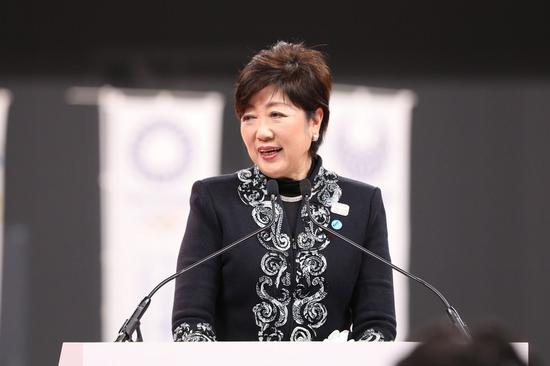 Tokyo 2020 looks to work closer with newly elected governor Koike