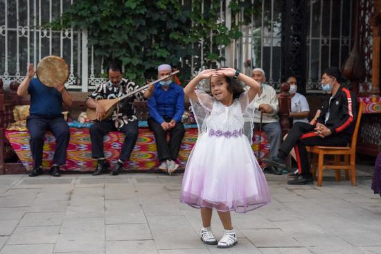 Smearing won't deny China's concrete human rights progress