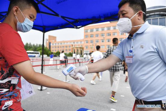 Beijing reports zero increase in confirmed domestically transmitted COVID-19 cases