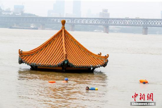 China warns of cultural relics protection amid floods